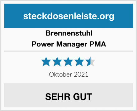 Brennenstuhl Power Manager PMA Test