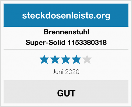 Brennenstuhl Super-Solid 1153380318 Test