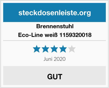 Brennenstuhl Eco-Line weiß 1159320018 Test