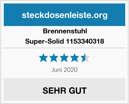 Brennenstuhl Super-Solid 1153340318 Test