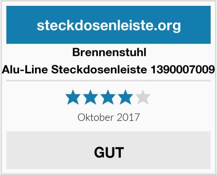 Brennenstuhl Alu-Line Steckdosenleiste 1390007009 Test