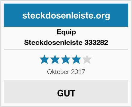 Equip Steckdosenleiste 333282 Test