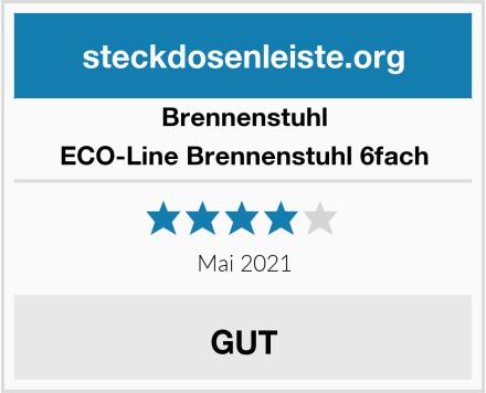 Brennenstuhl ECO-Line Brennenstuhl 6fach Test