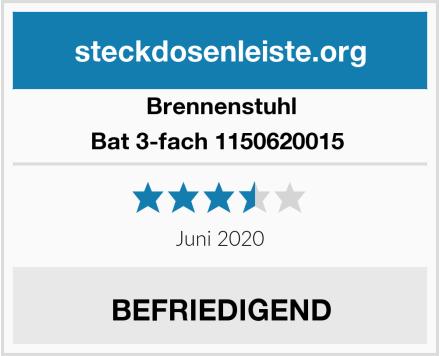 Brennenstuhl Bat 3-fach 1150620015  Test