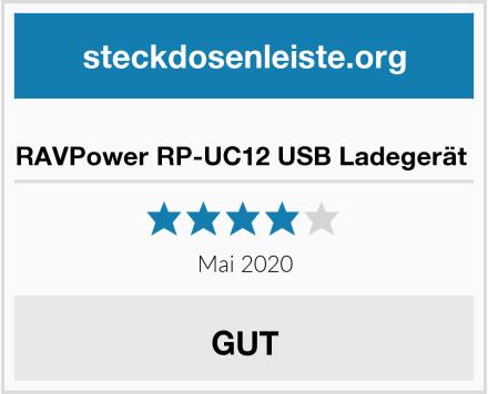 No Name RAVPower RP-UC12 USB Ladegerät  Test