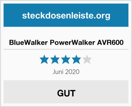 BlueWalker PowerWalker AVR600 Test