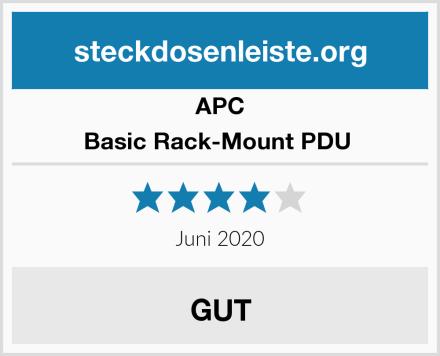 APC Basic Rack-Mount PDU  Test