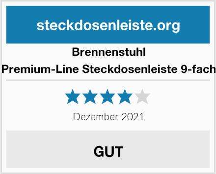 Brennenstuhl Premium-Line Steckdosenleiste 9-fach Test