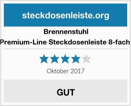 Brennenstuhl Premium-Line Steckdosenleiste 8-fach  Test