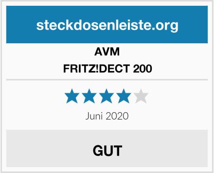 AVM FRITZ!DECT 200 Test