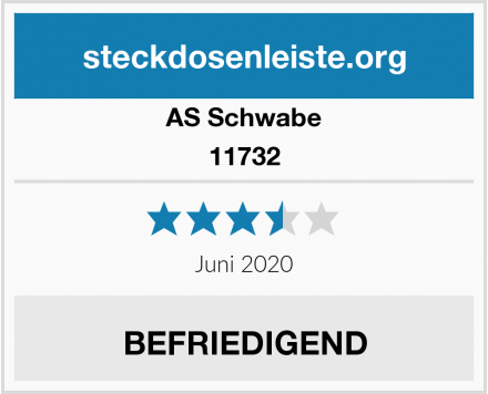 AS Schwabe 11732 Test
