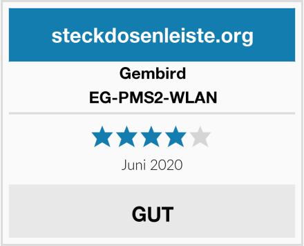 Gembird EG-PMS2-WLAN Test