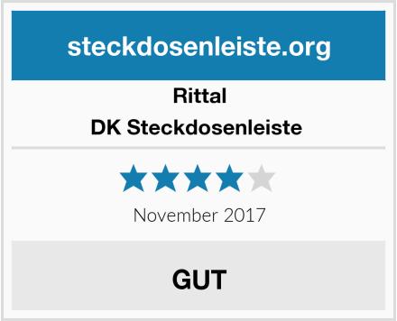 Rittal DK Steckdosenleiste  Test