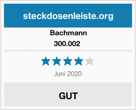 Bachmann 300.002  Test
