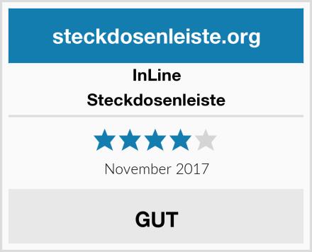 InLine Steckdosenleiste Test