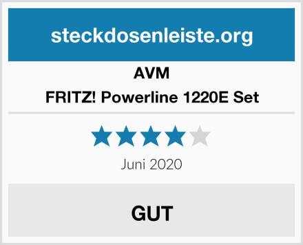 AVM FRITZ! Powerline 1220E Set Test