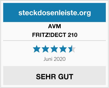 AVM FRITZ!DECT 210 Test