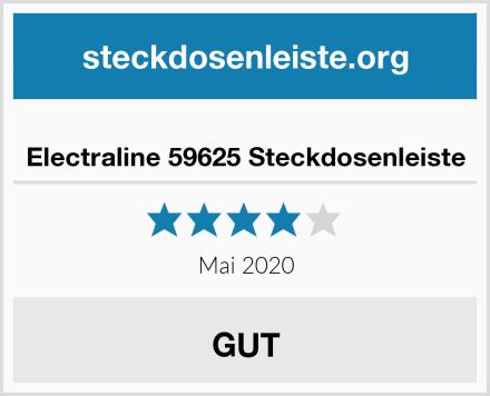 Electraline 59625 Steckdosenleiste Test