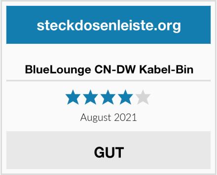 No Name BlueLounge CN-DW Kabel-Bin Test