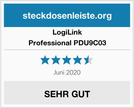 LogiLink Professional PDU9C03 Test