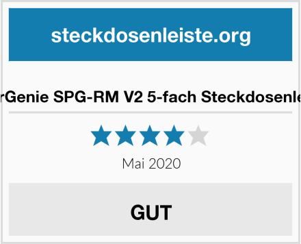 EnerGenie SPG-RM V2 5-fach Steckdosenleiste Test