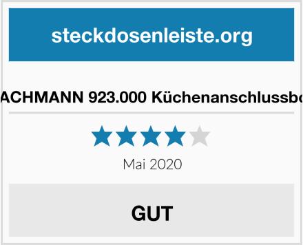 No Name BACHMANN 923.000 Küchenanschlussbox Test