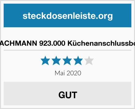 BACHMANN 923.000 Küchenanschlussbox Test