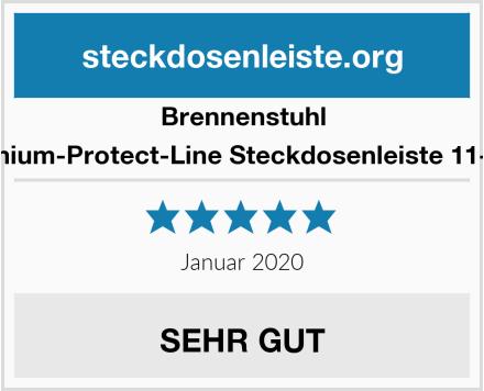 Brennenstuhl Premium-Protect-Line Steckdosenleiste 11-fach Test