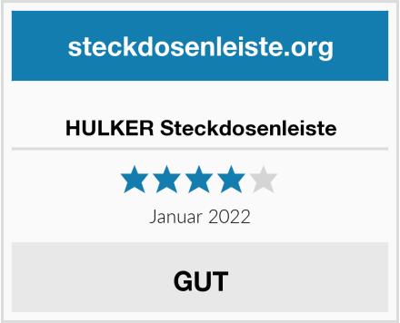 HULKER Steckdosenleiste Test