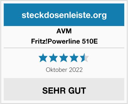 AVM Fritz!Powerline 510E Test