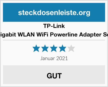 TP-Link Gigabit WLAN WiFi Powerline Adapter Set Test