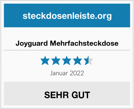 Joyguard Mehrfachsteckdose Test