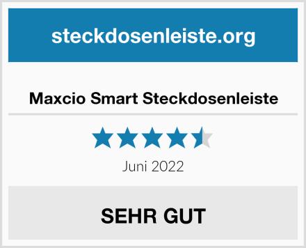 Maxcio Smart Steckdosenleiste Test
