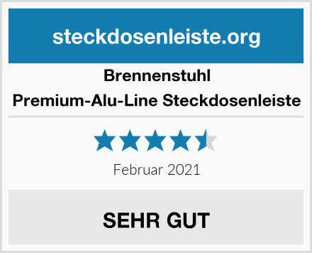 Brennenstuhl Premium-Alu-Line Steckdosenleiste Test