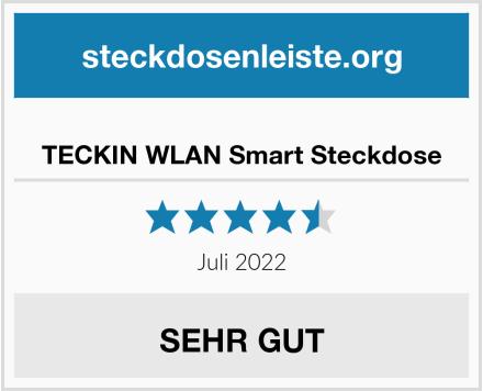 TECKIN WLAN Smart Steckdose Test