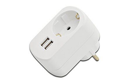 ednet USB-Ladegerät