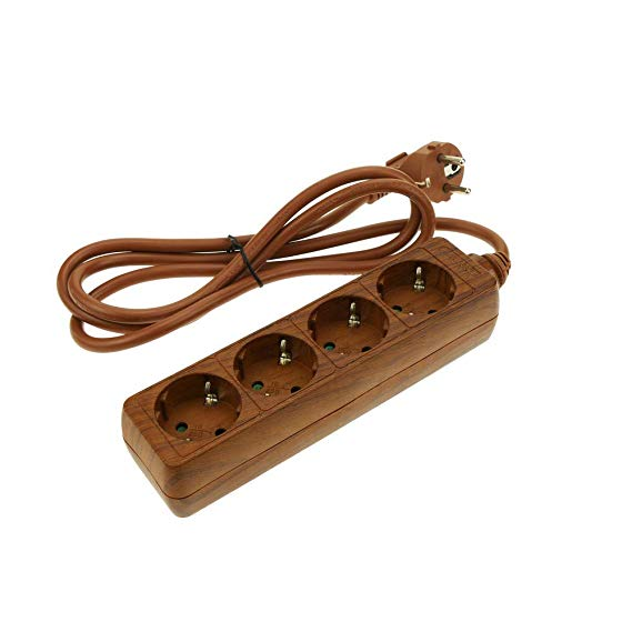 No Name Cablematic. fr – Steckdosenleiste 4-Fach