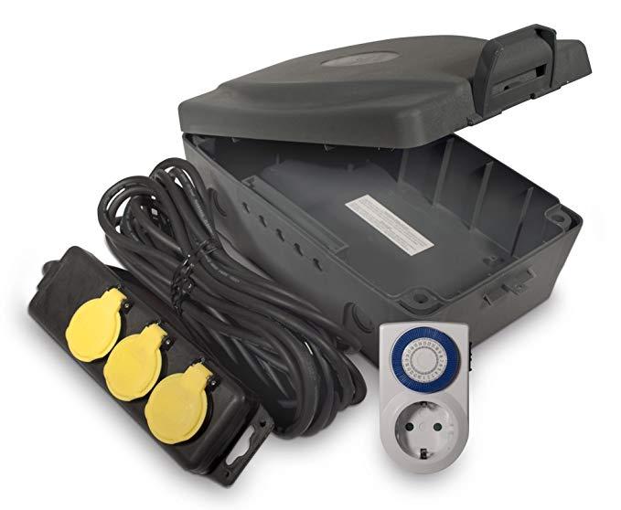 Masterplug Wettergeschütze Safebox