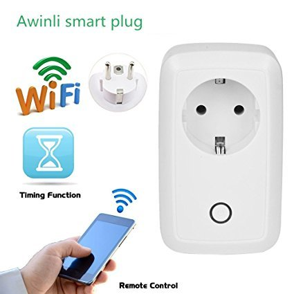 No Name Wireless Smart Steckdose 10A Timer Socket
