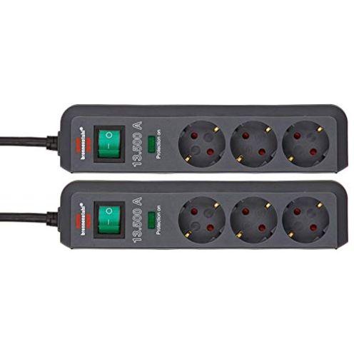 Brennenstuhl Secure-Tec Steckdosenleiste